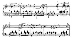SchubertSerenade 310x165 - مجموعه نت آهنگ های کلاسیک ازدواج