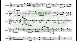 ساری گلین گیتار