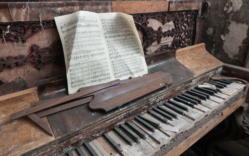 نت های برتر پیانو