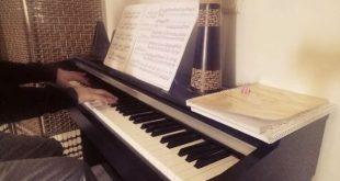 نت آهنگ تانگوی ایرانی