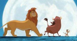 نت قطعه Just Can't Wait to Be King در انیمیشن شیر شاه