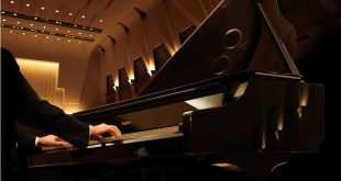نت پیانوی قطعه گل گلدون
