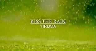 نت پیانو قطعه فوق العاده kiss the rain
