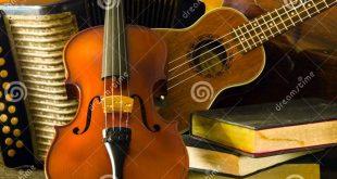 نت آهنگ خدای آسمون ها برای گیتار و ویولن