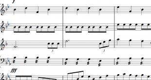 مارش نظامی برای ارکستر بادی e1507017558717 310x165 - دانلود پارتیتور مارش نظامی برای ارکستر بادی