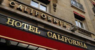 نت وتبلچر قطعه Hotel California