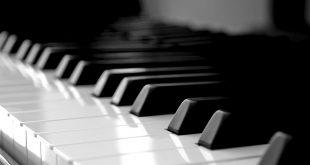 نت پیانوی آهنگ دریایی گوگوش