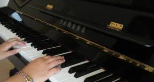 نت پیانوی قطعه in the morning light از یانی