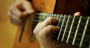 نت و تبلچر آهنگ بهار دل نشین برای گیتار