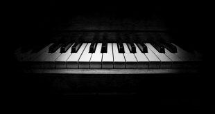 نت پیانوی آهنگ Axel F