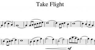 نت فلوت Take Flight