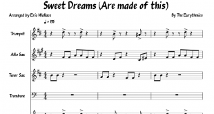 پارتیتور Sweet Dreams Are made of this
