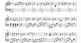 آهنگ قرار نبود از علیرضا طلیسچی 310x165 - نت آهنگ قرار نبود از علیرضا طلیسچی برای پیانو