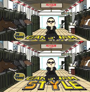 آهنگ جدید و زیبای psy به نام gangnam-style