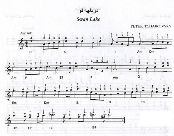 دانلود آهنگ سنتی بی کلام سنتور